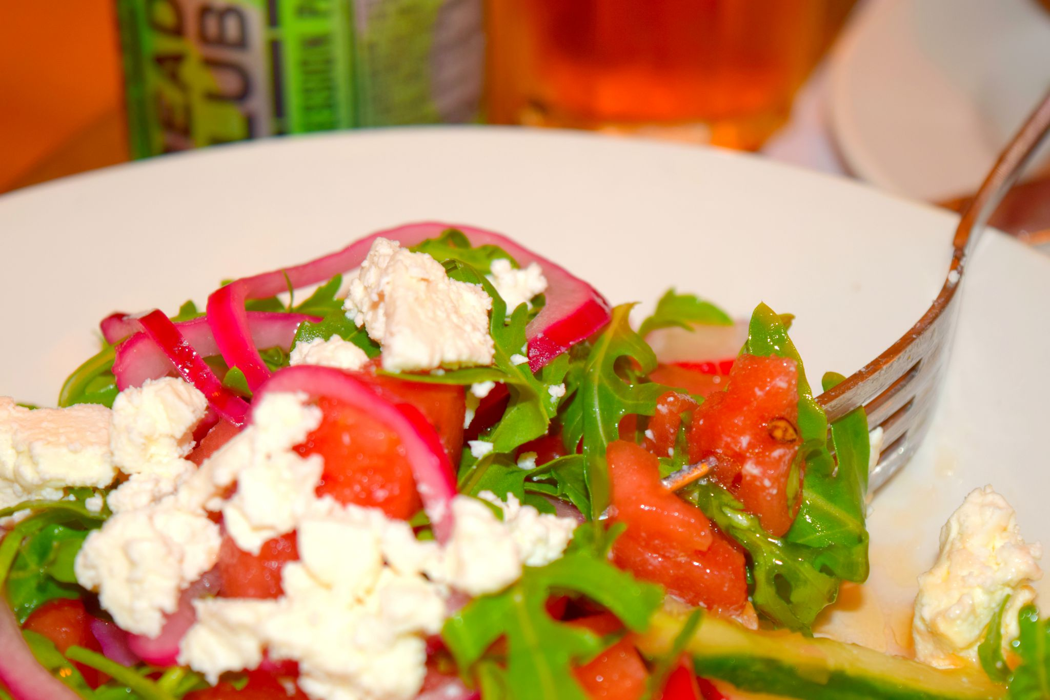 Byron Watermelon and Feta Salad