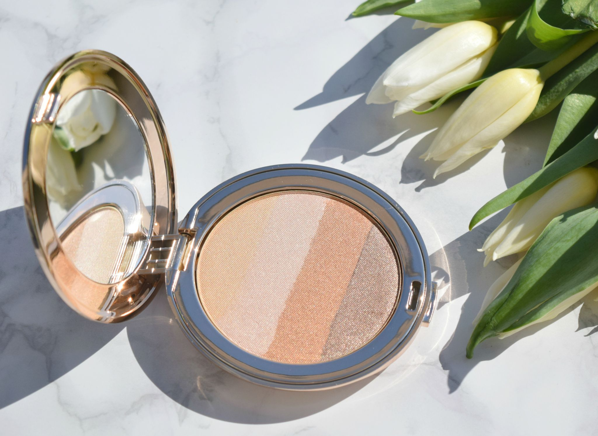 Jane Iredale Moonglow Quad Bronzer 1