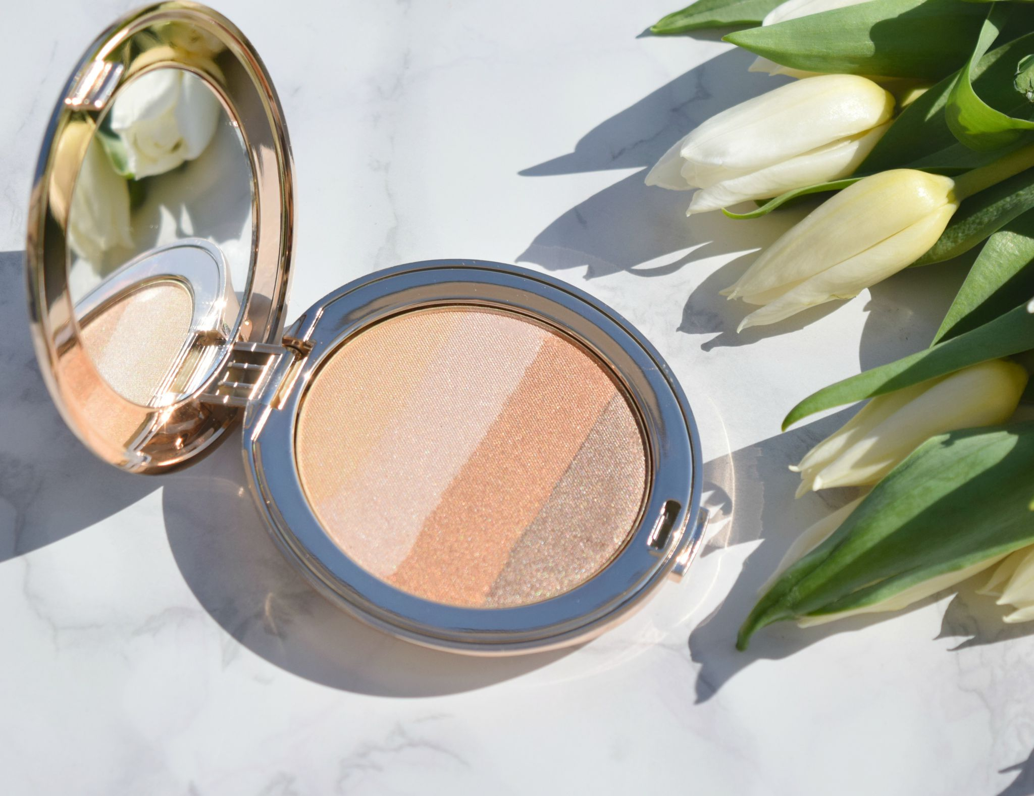 Jane Iredale Moonglow Quad Bronzer 2