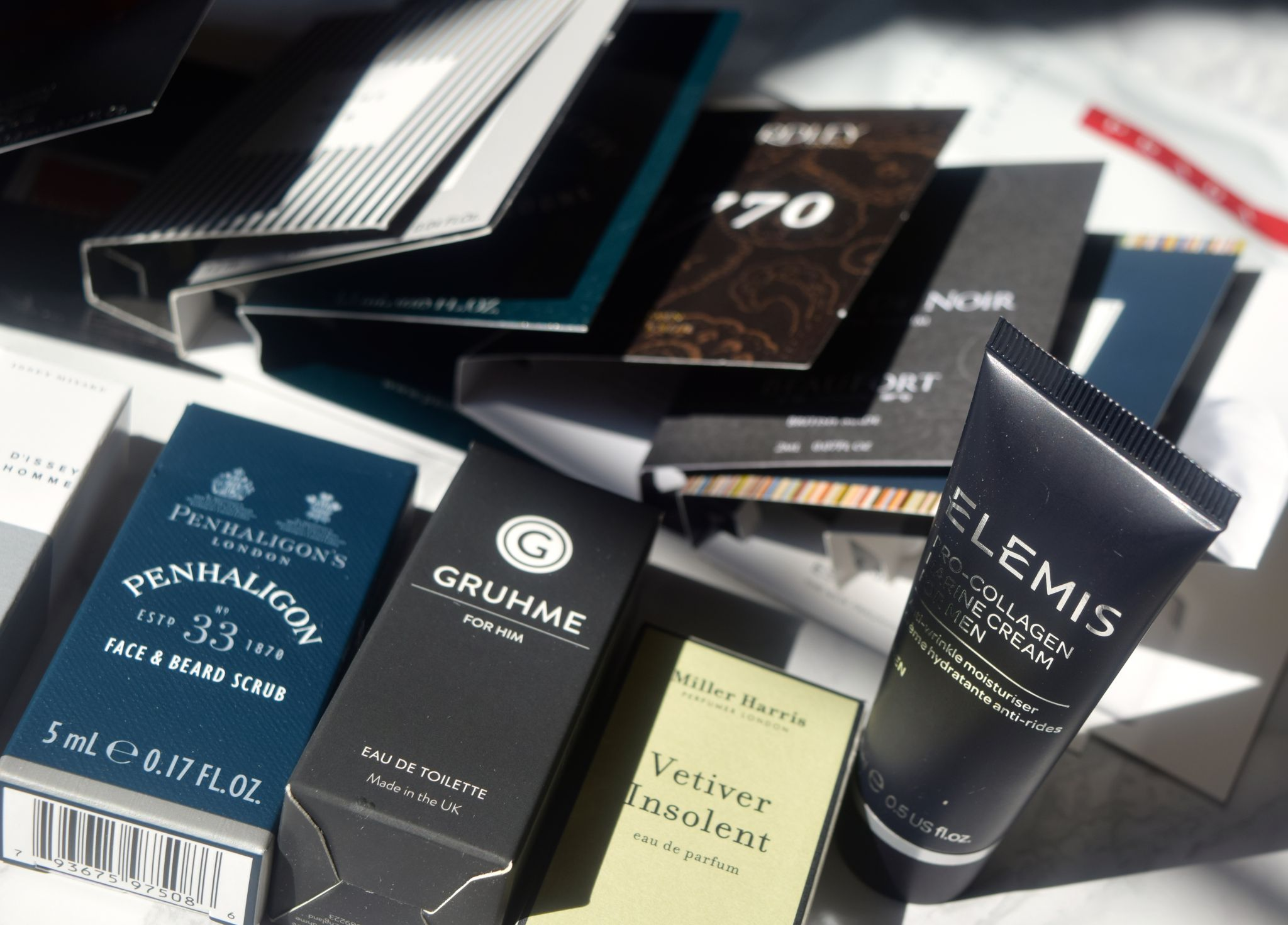The Perfume Society Father's Day Box 4