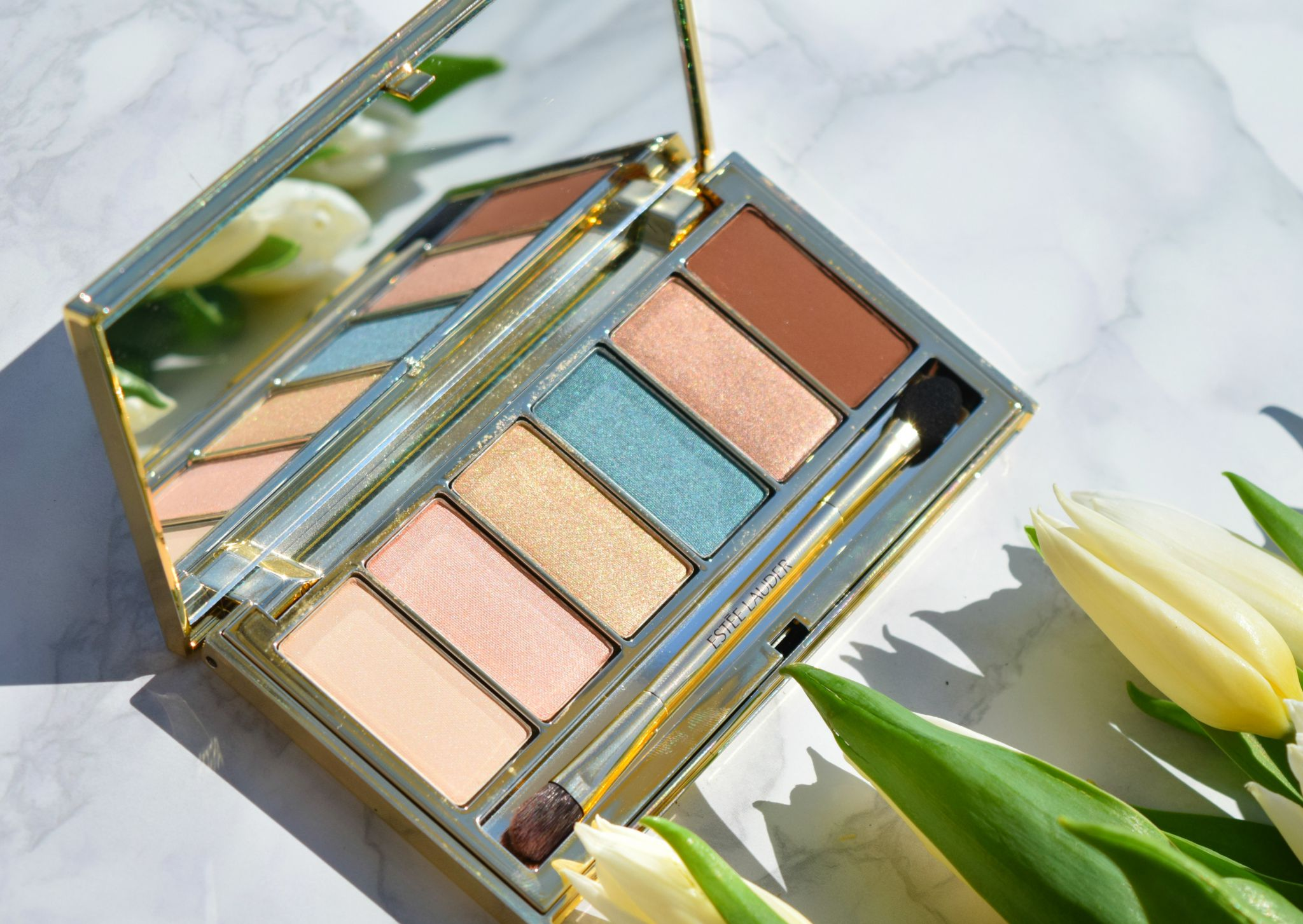 Estee Lauder Bronze Goddess Eyeshadow Palette 2