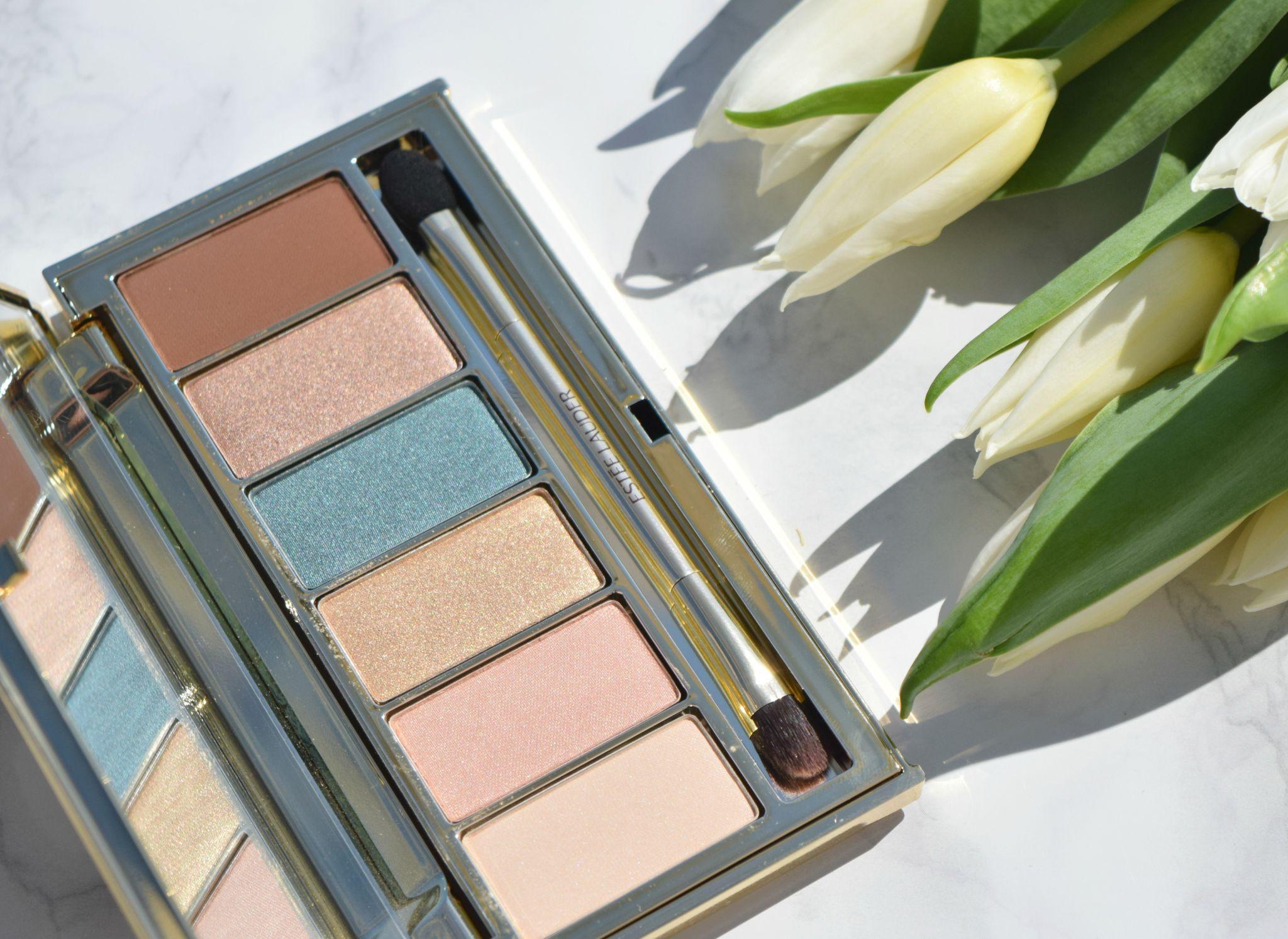 Estee Lauder Bronze Goddess Eyeshadow Palette 3
