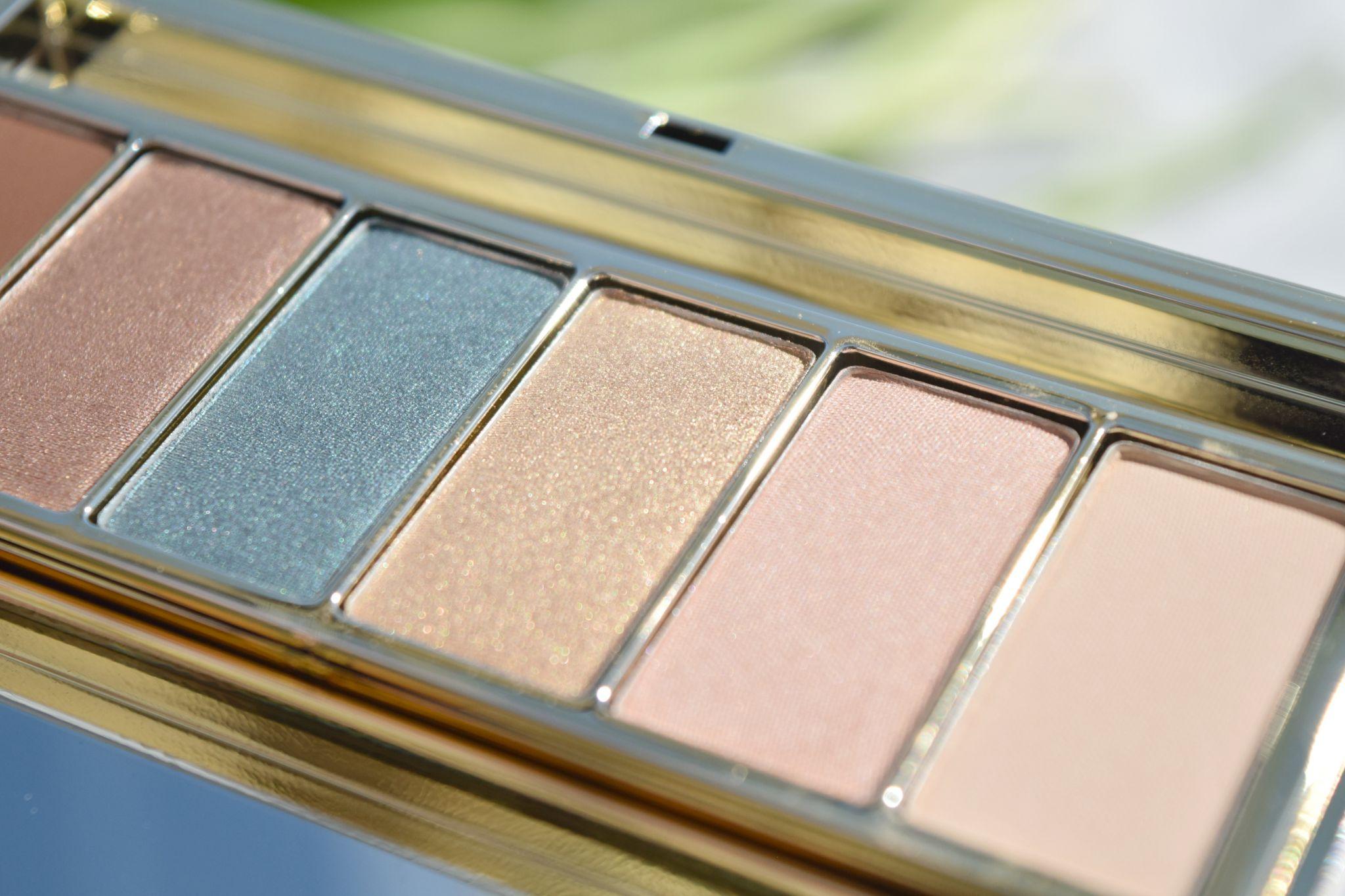 Estee Lauder Bronze Goddess Eyeshadow Palette 4