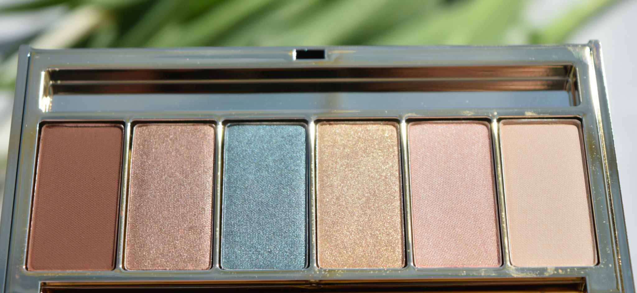 Estee Lauder Bronze Goddess Eyeshadow Palette review