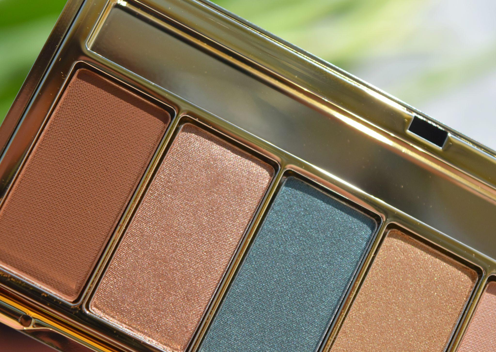 Estee Lauder Bronze Goddess Summer Glow Eyeshadow Palette 5
