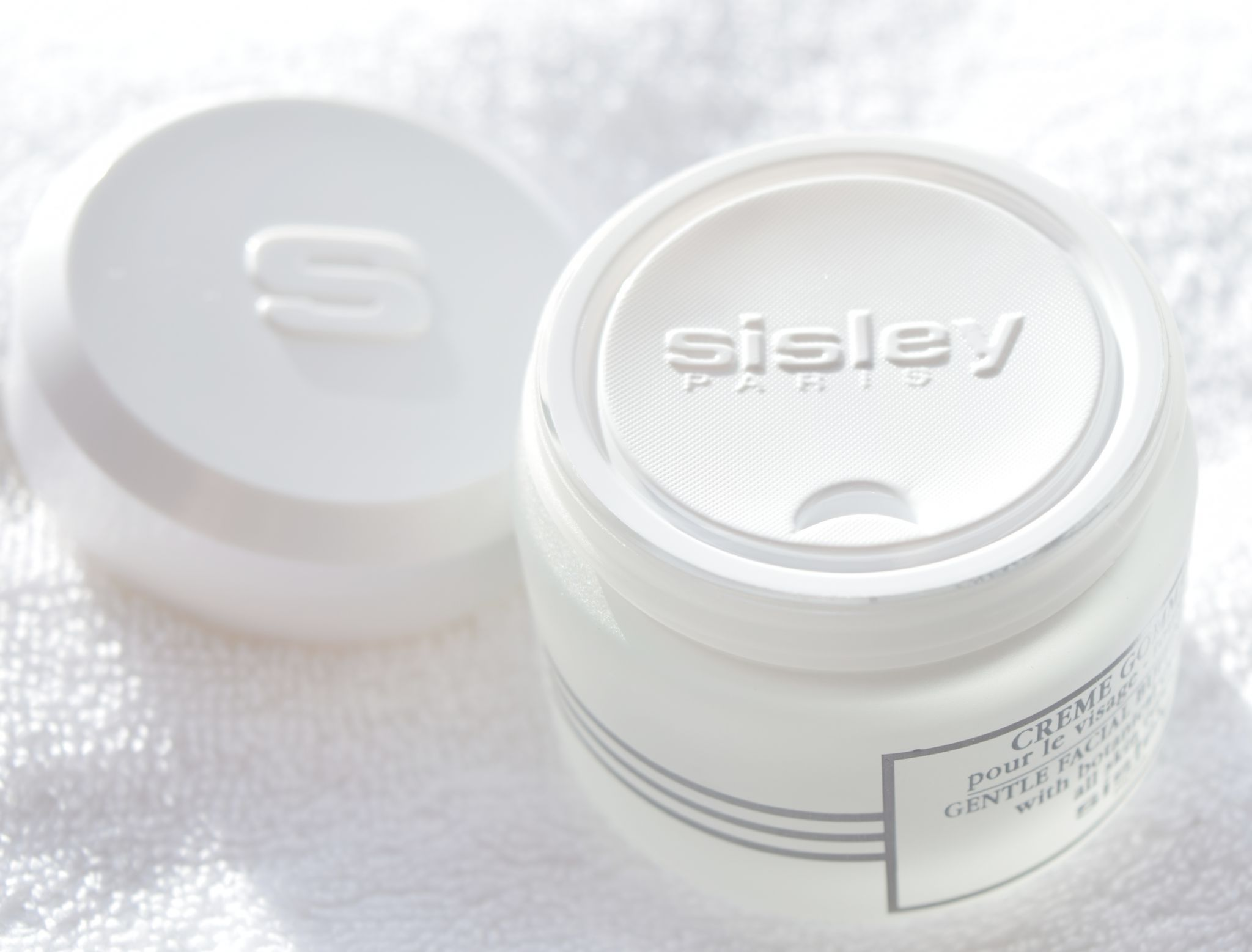 Sisley Gentle Buffing Facial Cream 2