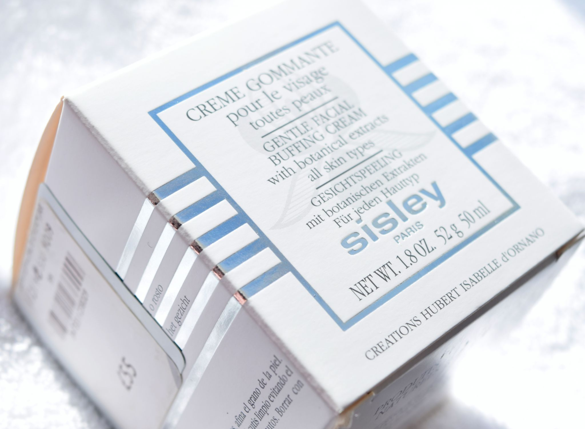Sisley Gentle Buffing Facial Cream