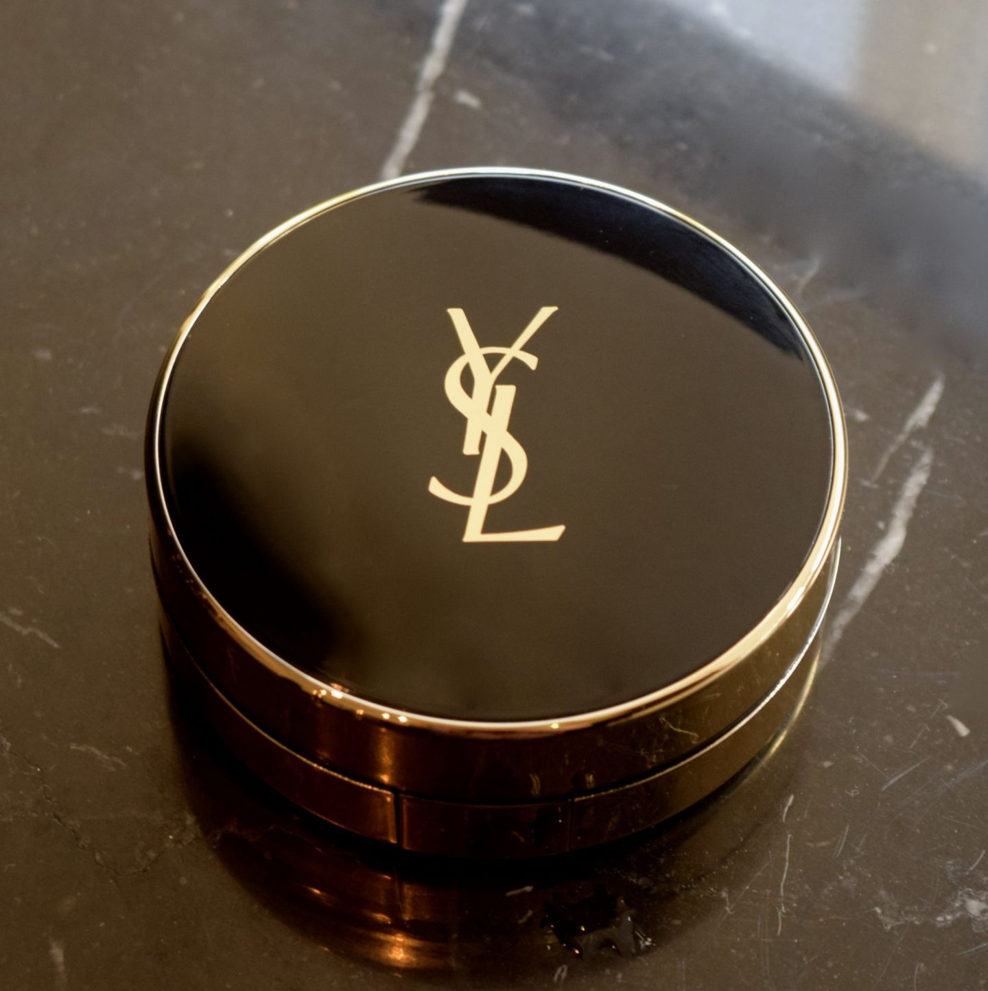 28a4cf83b35 When I saw that YSL had released a cushion foundation, it s fair to say I  was more than a little excited. I ve been a big fab of the brand s  foundations ...