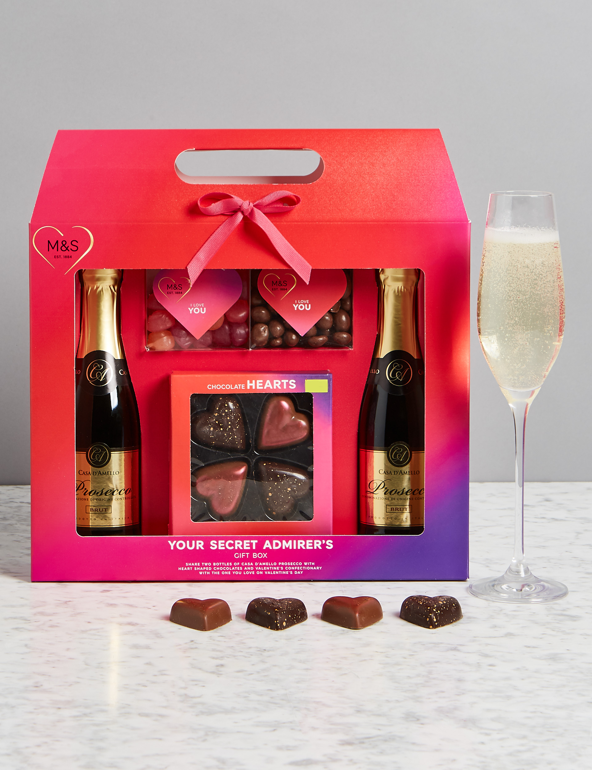 Your Secret Admirer's Gift Box £20 online