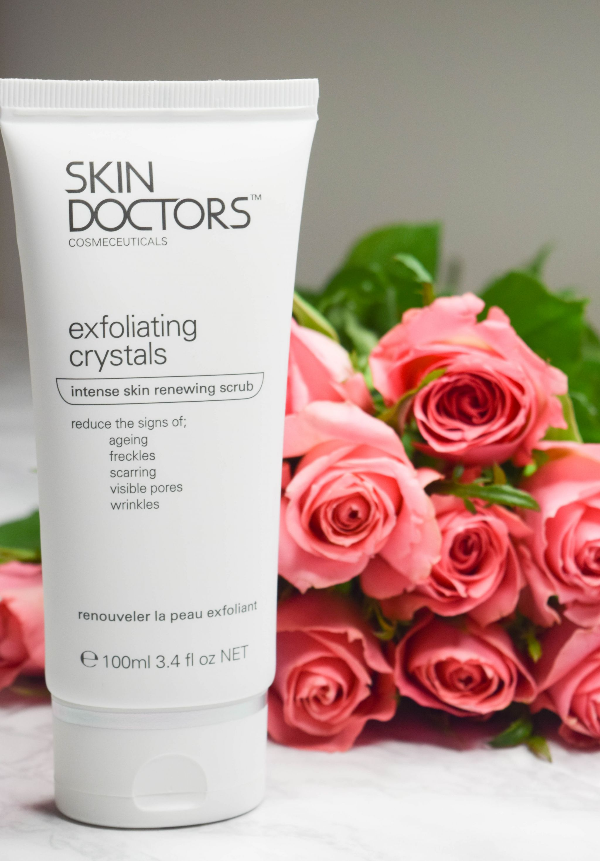 Skin Doctors Exfoliating Crystals* - The Luxe List